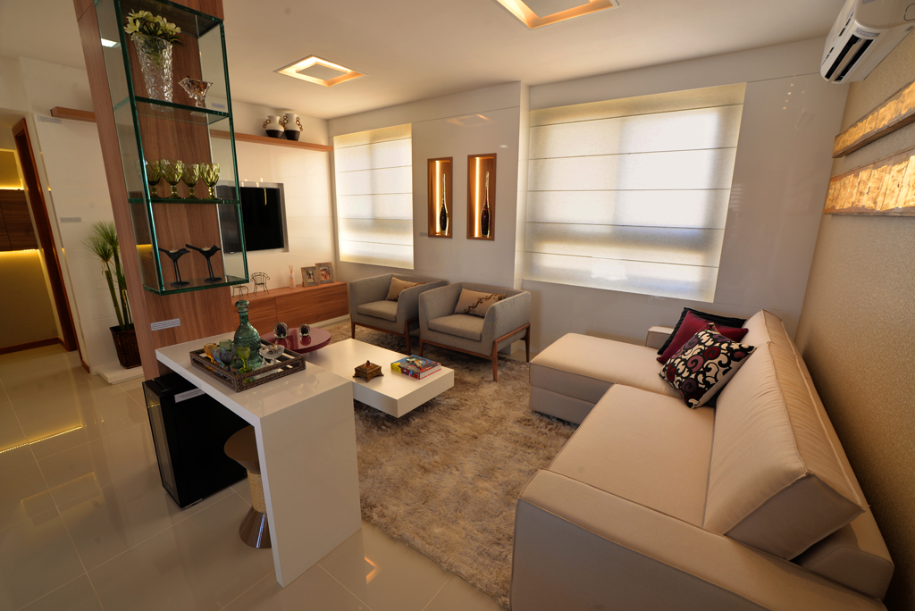Sala de estar - Aldeia Imperial Colatina (1)